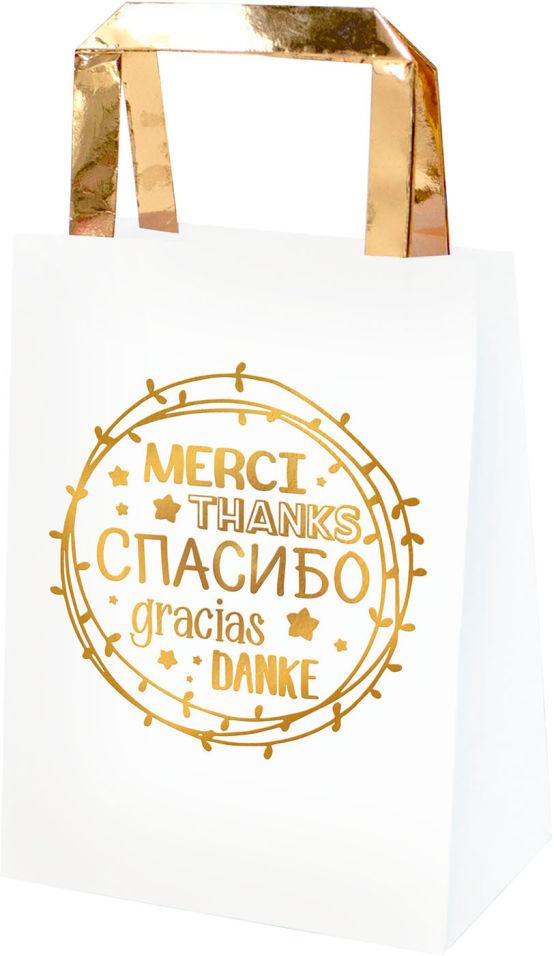 Пакет подарочный Magic Pack Merci 26*32.4*12.7см