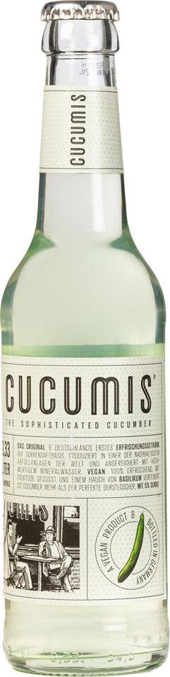 Напиток Cucumis огурец и базилик 330мл