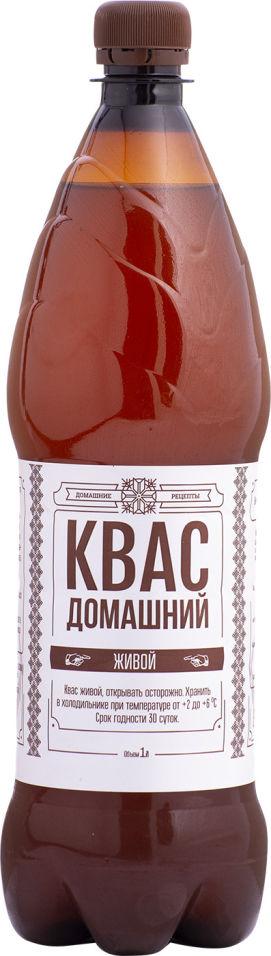 Квас Домашние Рецепты Домашний 1л