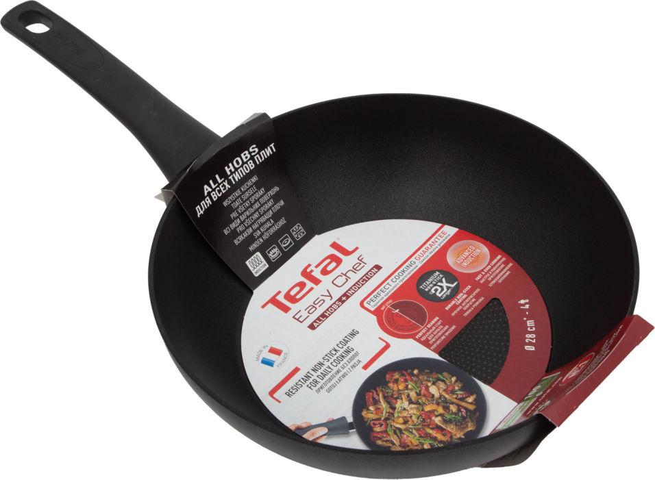 Сковорода-вок Tefal Easy Chef 28см