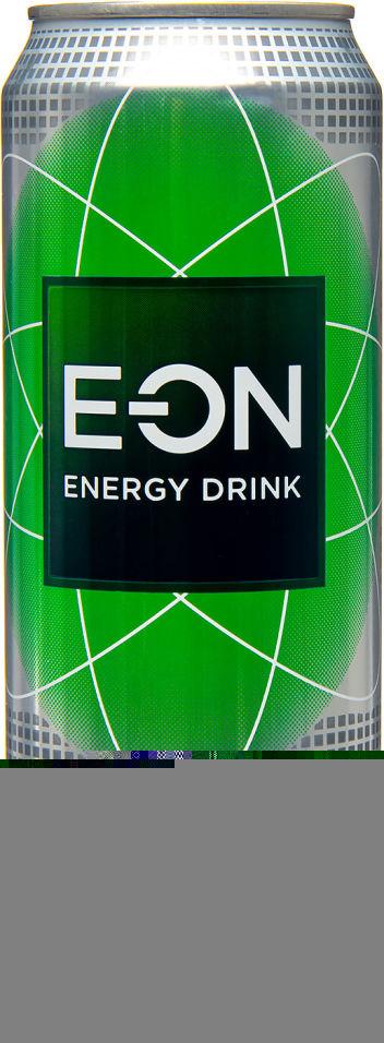 Напиток E-ON Kiwi Blast энергетический 450мл