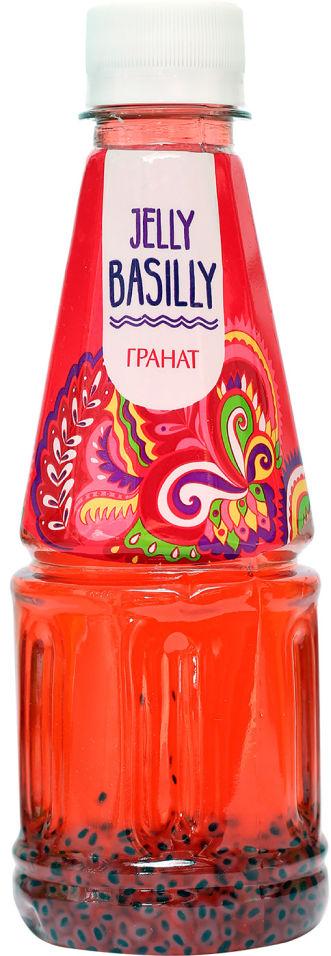 Напиток Jelly Basilly Гранат 300мл
