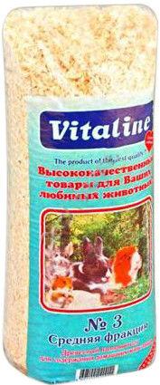 Опилки для грызунов Vitaline №3 14.7л