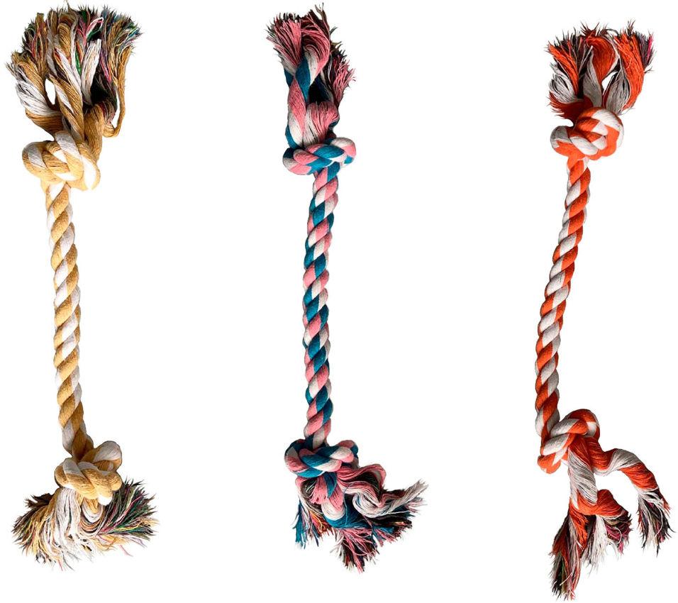Игрушка для собаки Lilli Pet Веревочный узел 37см