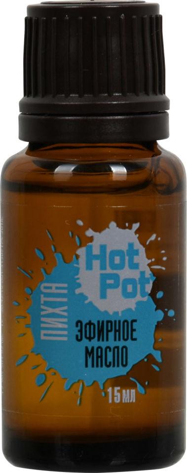 Масло эфирное Hot Pot Пихта 15мл