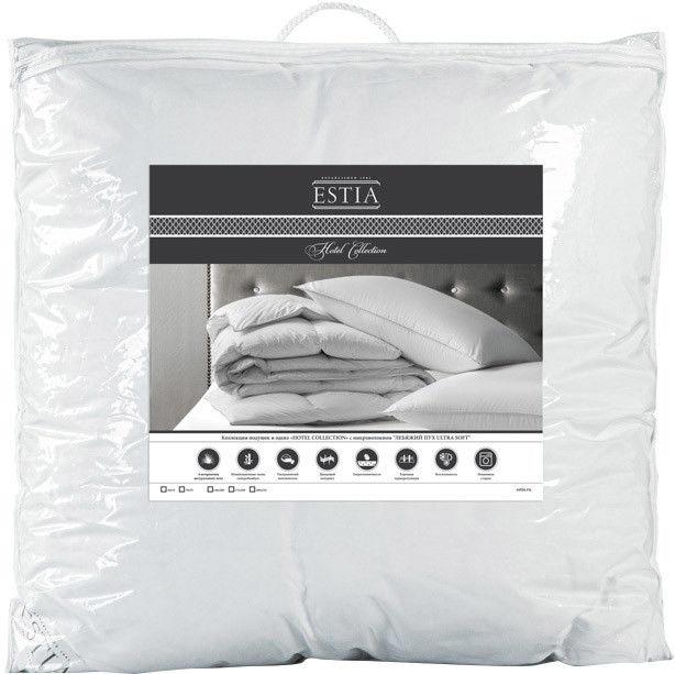 Подушка Estia Hotel Collection 70*70см