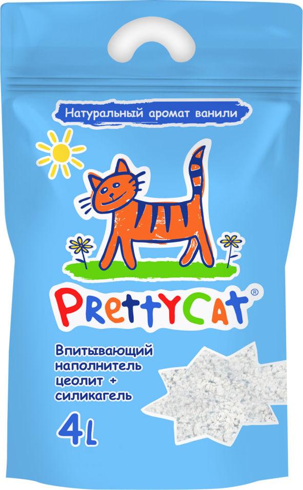 Наполнитель для кошачьего туалета PrettyCat Aroma Fruit глиняный 4л