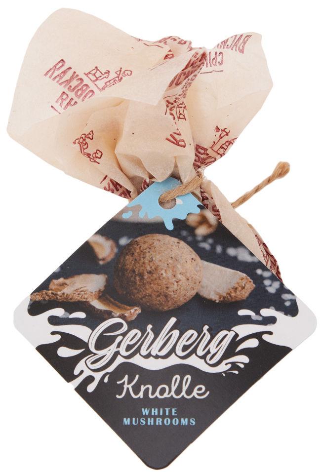 Отзывы о Сыре Gerberg Knolle с белыми грибами 50% 50г