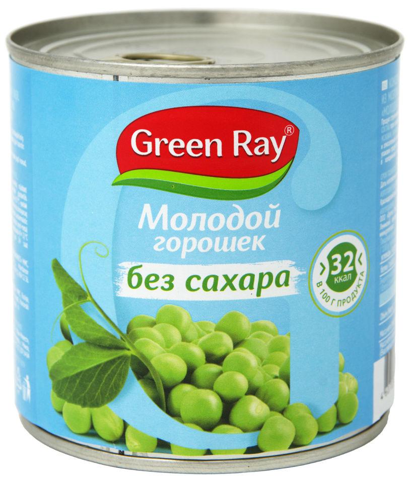 Горошек Green Ray Молодой без сахара 425мл