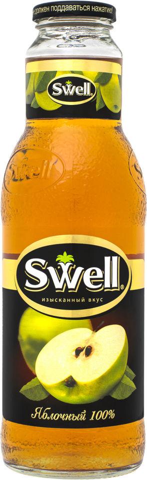 Сок Swell Яблочный 750мл