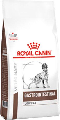 Сухой корм для собак Royal Canin Gastro Intestinal Low Fat 12кг