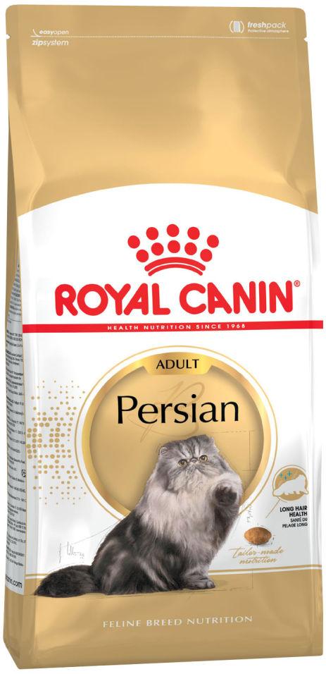 Отзывы о Сухом корме для кошек Royal Canin Persian Птица 2кг
