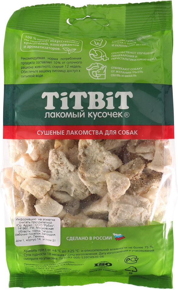 Лакомство для собак TiTBiT Легкие говяжьи 18г