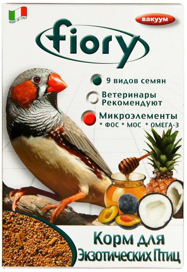 Отзывы о Корме для экзотических птиц Fiory 400г
