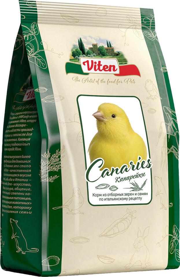 Корм для птиц Viten для канареек 500г