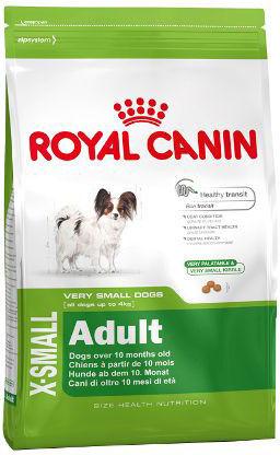 Сухой корм для собак Royal Canin Adult X-Small Птица 3кг