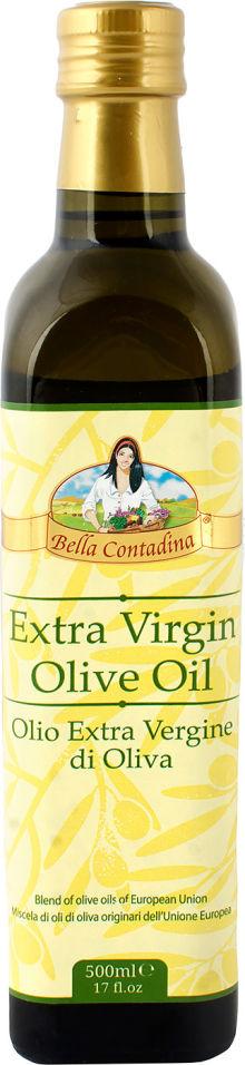 Масло оливковое Bella Contadina Extra Vergine 500мл