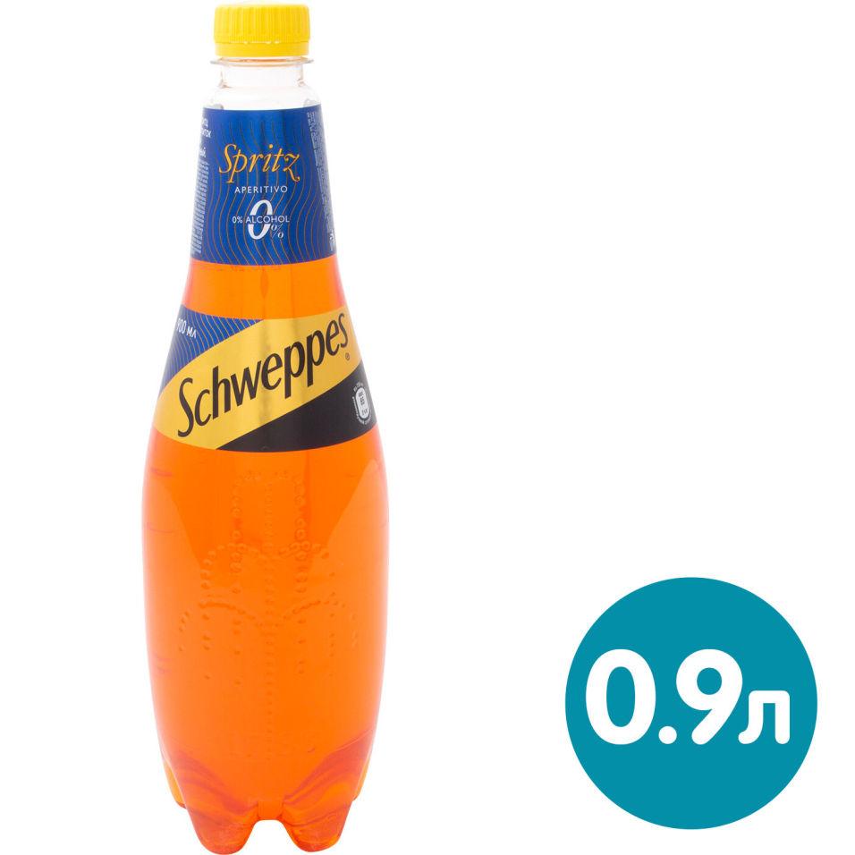 Отзывы о Напиток Schweppes Спритц Аперитиво 900мл