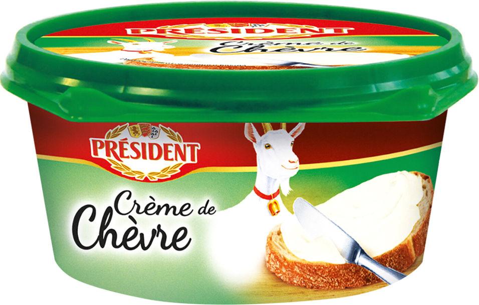 Отзывы о Сыре President Creme De Chevre 50% 125г