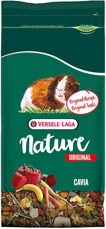 Корм для морских свинок Versele-Laga Nature Original Cavia 750г