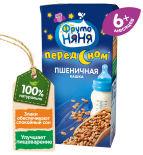 Каша ФрутоНяня Молочно-пшеничная с 6 месяцев 200мл