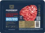 Фарш Primebeef Ground Beef Light 80/20 из мраморной говядины 400г