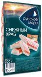 Крабовые палочки Русское Море Снежный краб 200г
