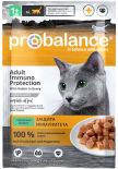 Влажный корм для кошек Probalance с кроликом 85г
