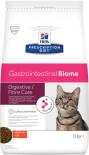 Сухой корм для кошек Hills Prescription Diet Gastrointestinal Biome при расстройствах пищеварения с курицей 1.5кг