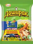 Лапша Доширак Квисти со вкусом курицы 70г