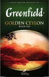 Чай черный Greenfield Golden Ceylon 200г