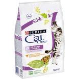 Сухой корм для кошек Cat Chow Hairball Control 1.5кг