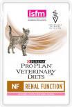 Влажный корм для кошек Pro Plan Veterinary Diets NF Renal Function при заболеваниях почек с лососем 85г