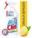 Средство для мытья окон и зеркал Clin Окна и Зеркала Лимон 500мл