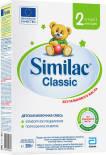 Смесь Similac молочная Classic 2 с 6 месяцев 300г