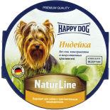 Корм для собак Happy Dog Индейка 85г