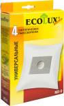 Мешок-пылесборник EcoLux Extra MD-0 бумажный для пылесосов 4шт
