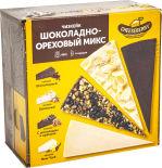 Чизкейк Cheeseberry шоколадно-ореховый микс замороженный 400г
