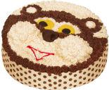 Торт У Палыча Сладкий Зоопарк Мишка 650г