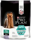 Сухой корм для собак Pro Plan Optidigest Small&Mini Adult Grain Free Formula с индейкой 700г