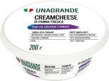 Сыр сливочный Unagrande Creamcheese №1 70% 180г
