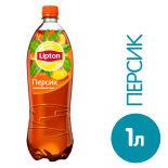Чай холодный Lipton Персик 1л
