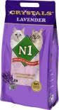 Впитывающий наполнитель N1 Crystals Lavender 5 л