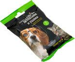Салфетки влажные Teddy Pets для ухода за глазами и ушами 15шт