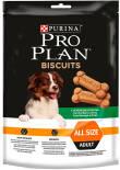 Лакомство для собак Pro Plan Biscuits All Size Adult с ягненком и рисом 175г