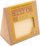 Сыр Частная Сыроварня Гауда 50% 260г