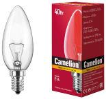 Лампа накаливания Camelion E14 40Вт