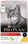 Сухой корм для кошек Pro Plan Optirenal Original Adult с курицей 3кг