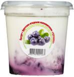 Йогурт ЦарКа Черника 3.5% 400г