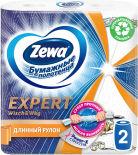 Бумажные полотенца Zewa Wisch & Weg 2 рулона 2 слоя